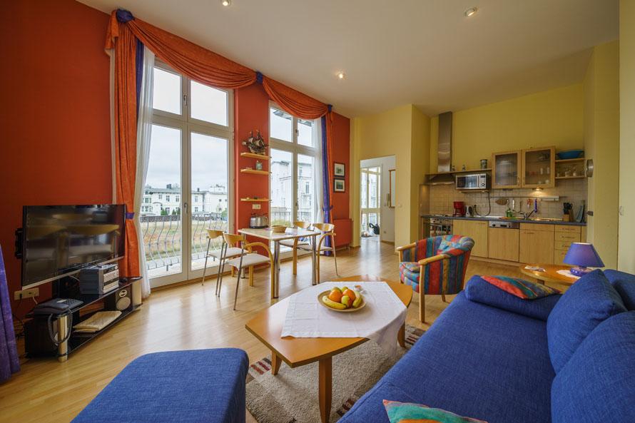 Haus Am Meer - Wohnung 11