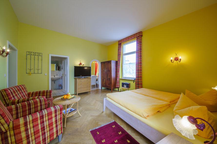 Haus Am Meer - Wohnung 1, Wohnzimmer