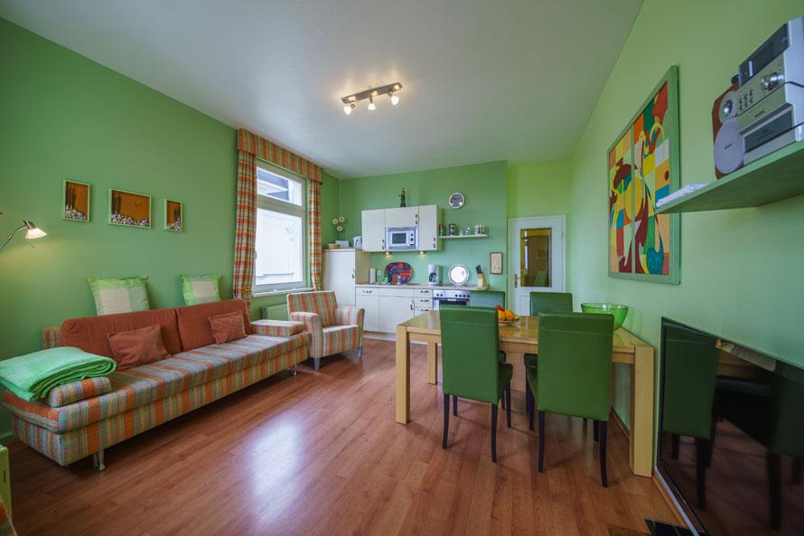 Haus Am Meer - Wohnung 6