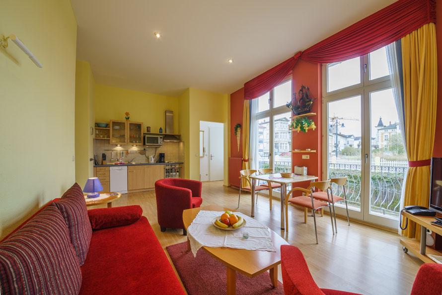 Haus Am Meer - Wohnung 8